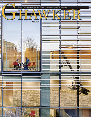 2018 KU G Hawker Newsletter cover
